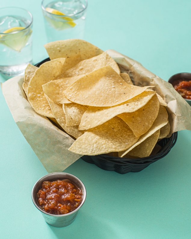 House Corn Chips